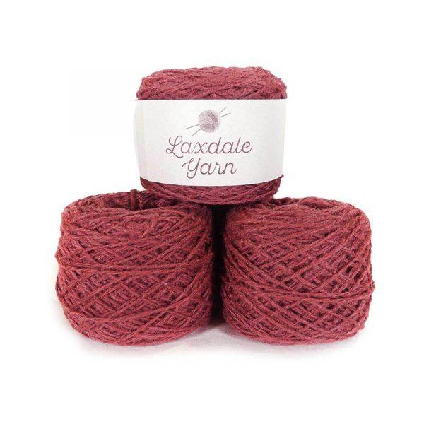 Rose Pink Wool