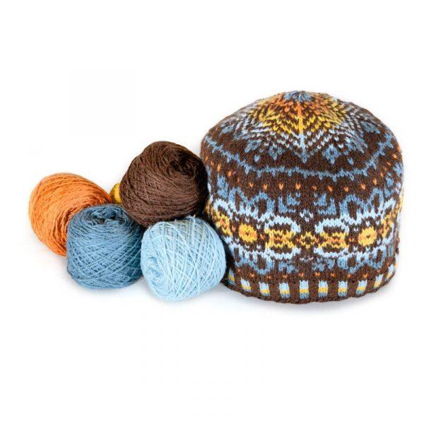 Maggies Hat Knit Kit
